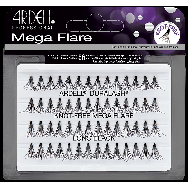 92616c6a025 CleanCos - Ardell Individual Mega Flare Lashes
