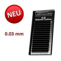 X-D Volume Lashes C-Curl 0.03 - 8 mm
