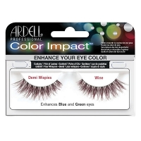 ARDELL Stripe Lashes - Color Impact wine
