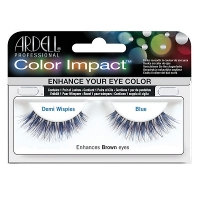 ARDELL Stripe Lashes - Color Impact blue