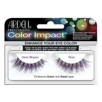 ARDELL Stripe Lashes - Color Impact plum