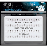 ARDELL Individual KNOT FREE Lashes - mini black