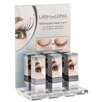 Lash beLONG Wimpernserum Display