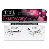 ARDELL Stripe Lashes - Runway shimmer black