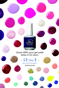 ibd Just Gel Polish Farbkarte