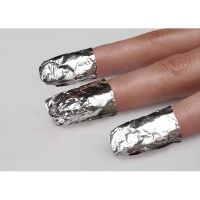 ibd Just Gel Alu Nail Foil 100 Stk.