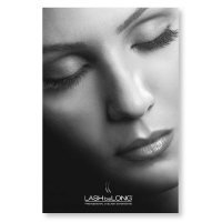 "LASH beLONG Poster - ""Close Up Eye"" - Medium"