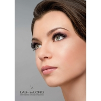 "LASH beLONG Poster - ""X-D Volume Lashes"""