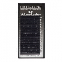 X-D Volume Lashes L-Style 0.10 - 12 mm